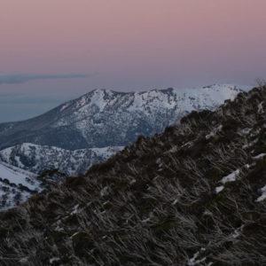 Mount Hotham Sunset